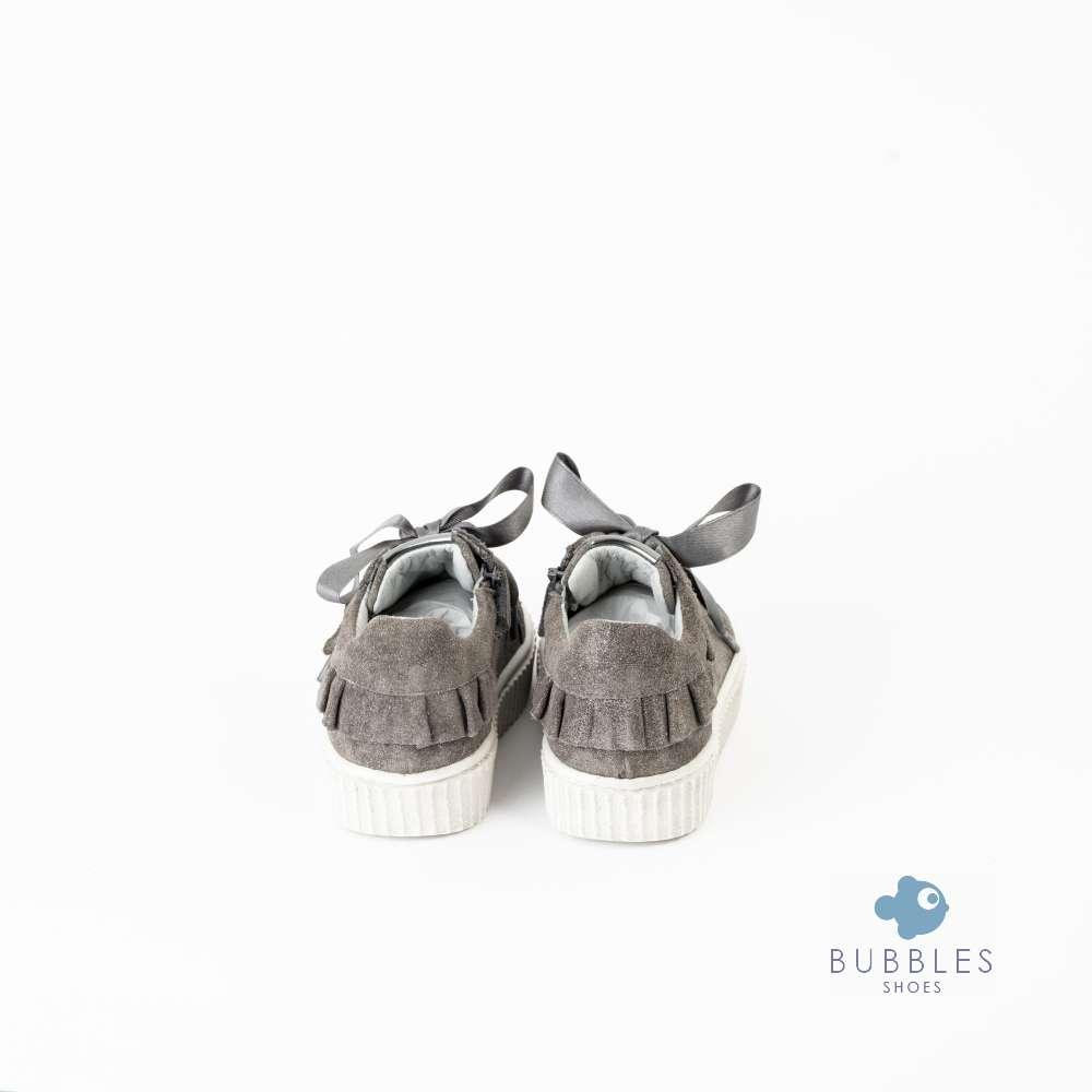 Nero Giardini Sneaker Primi Passi Bambina A820600F Grey
